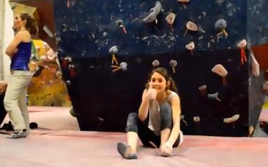 Min klatretræning - Natacha Jagd