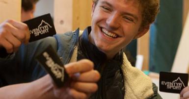 Frederik Thulstrup til DM 2014