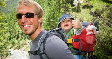 5 gode råd til glade børn på rejse