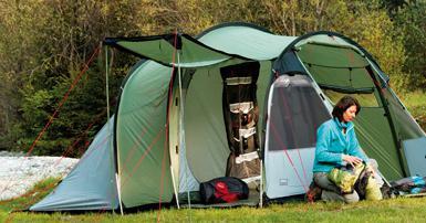 Pakkeliste til teltferie i bil