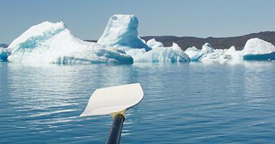 På roferie i Sydgrønland