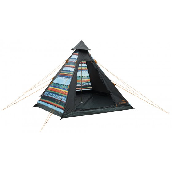 Tipi Tribal Colour telt