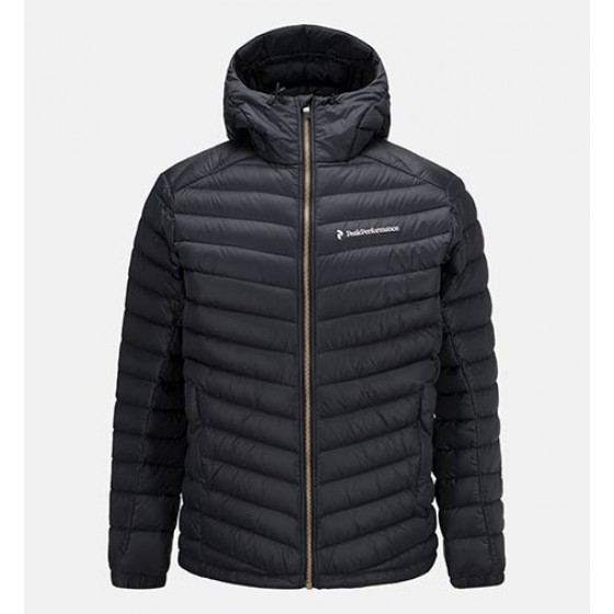 Frost Hood Jacket Men dunjakke