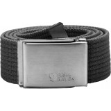 Fjällräven Canvas Belt bælte, Canvas Belt bælte, Dark Grey
