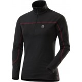 Haglöfs Actives Warm Q Zip Top undertrøje, Actives Warm Q Zip Top undertrøje, Black