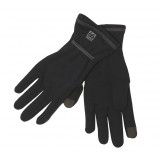 66°North Vik WindPro Gloves m/screen touch handsker, Vik WindPro Gloves m/screen touch handsker, 900 Black