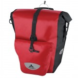 Vaude Aqua Back Plus cykeltaske, Aqua Back Plus cykeltaske, Red/black