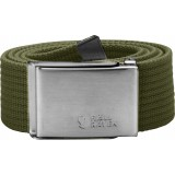 Fjällräven Canvas Belt bælte, Canvas Belt bælte, Green