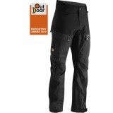 Fjällräven Keb Trousers Long vandrebukser, Keb Trousers Long vandrebukser, Black/Dark Grey
