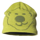 Isbjörn Knitted Cap Isbjörn Logo strikhue, Knitted Cap Isbjörn Logo strikhue, Apple