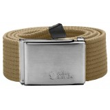Fjällräven Canvas Belt bælte, Canvas Belt bælte, Sand