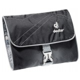 Deuter Wash Bag I toilettaske, Wash Bag I toilettaske, BLACK/TITAN