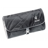 Deuter Wash Bag II toilettaske, Wash Bag II toilettaske, BLACK/TITAN