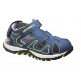 Merrell Spinster Deck Kids børnesandal, Spinster Deck Kids børnesandal, Dark Denim