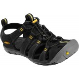 Keen Clearwater CNX WMS damesandal, Clearwater CNX WMS damesandal, Black/Yellow