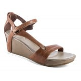 Teva Capri Wedge damesandal, Capri Wedge damesandal, Toffee