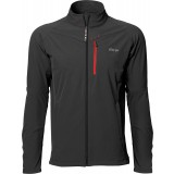 Sherpa Kriti Tech softshell, Kriti Tech softshell, Black/Tibetan Coral
