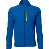 Sherpa Kriti Tech softshell, Kriti Tech softshell, Sarkar Blue/Yellow Shanti