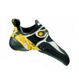 La Sportiva Solution klatresko, Solution klatresko, White/Yellow