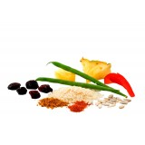 Adventure Food Curry Fruit Rice 2 prs. måltid, Curry Fruit Rice 2 prs. måltid, .