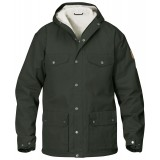 Fjällräven Greenland Winter Jacket herrejakke, Greenland Winter Jacket herrejakke, Mountain Grey