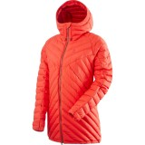 Haglöfs Hesse Down Jacket Women damejakke, Hesse Down Jacket Women damejakke, Carnelia