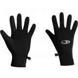Icebreaker Quantum Gloves w/Screen Touch handsker, Quantum Gloves w/Screen Touch handsker, Black