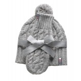 Helly Hansen Montreal Chunky Knit Set hue/vanter, Montreal Chunky Knit Set hue/vanter, 841 Penguin