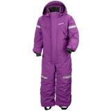 Didriksons Meru Kid's Coverall flyverdragt, Meru Kid's Coverall flyverdragt, Amethyst