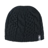 The North Face Cable Minna Beanie hue, Cable Minna Beanie hue, Tnf Black