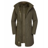 The North Face Suzanne Triclimate Jacket 3-i-1-frakke, Suzanne Triclimate Jacket 3-i-1-frakke, Black Ink Green