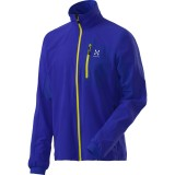 Haglöfs Lizard Jacket softshell, Lizard Jacket softshell, Noble Blue