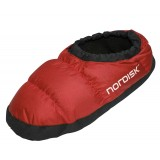 Nordisk Mos Down Shoes sutsko, Mos Down Shoes sutsko, Ribbon Red