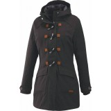 Merrell Haven Duffle Coat, Haven Duffle Coat, Black