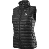 Haglöfs Essens II Q Down Vest, Essens II Q Down Vest, True Black/Magnetite