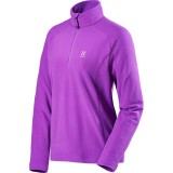 Haglöfs Astro Q Top fleece, Astro Q Top fleece, Imperial Purple