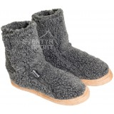 Me°ru' Fleece Slippers sutsko, Fleece Slippers sutsko, Anthracite