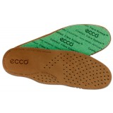 ECCO CFS Leather Insole Ladies indlægssål, CFS Leather Insole Ladies indlægssål, Brown