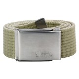 Fjällräven Canvas Belt bælte, Canvas Belt bælte, Lt. Khaki