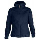 Fjällräven Stina Jacket vindjakke, Stina Jacket vindjakke, Dark Navy