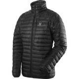 Haglöfs Essens II Down Jacket dunjakke, Essens II Down Jacket dunjakke, True Black/Magnetite