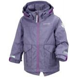 Didriksons Milo Kid's Jacket børnejakke, Milo Kid's Jacket børnejakke, Dusty Purple 279