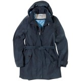 Didriksons Rut Women's Coat damejakke, Rut Women's Coat damejakke, Deep Ocean 219