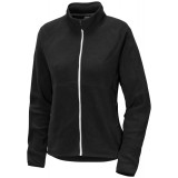 Didriksons Monte Women's Microfleece Jacket damefleece, Monte Women's Microfleece Jacket damefleece, Black 060