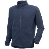 Didriksons Monte Microfleece Jacket herrefleece, Monte Microfleece Jacket herrefleece, Navy 039