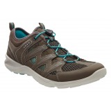 ECCO Terracruise Lite WMS damesko, Terracruise Lite WMS damesko, Warm Grey/Dark Clay/Turquoise