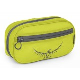 Osprey Ultralight Wash Bag Zip toilettaske, Ultralight Wash Bag Zip toilettaske, Electric Lime