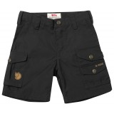 Fjällräven Kids Vidda Shorts børneshorts, Kids Vidda Shorts børneshorts, Dark Grey
