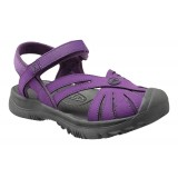 Keen Kids Rose Sandal børnesandal, Kids Rose Sandal børnesandal, Purple Heart/Gargoyle
