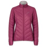 Me°ru' Gander II Down Jacket Women dunjakke, Gander II Down Jacket Women dunjakke, Maroon/High Rise